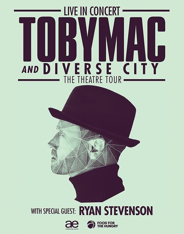 TobyMac - Theatre Tour Merchandise Volunteer - Knoxville, TN