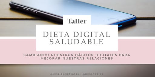 Dieta Digital Saludable