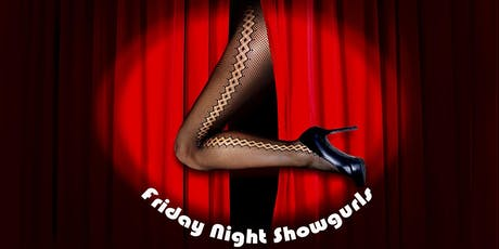 Friday Night Showgurls October to March 2020 tickets