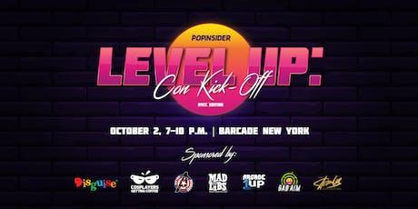 LEVEL UP: The Pop Insider's NY Con Kick-Off Party tickets