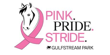 Pink Pride Stride - Cancer Walk tickets