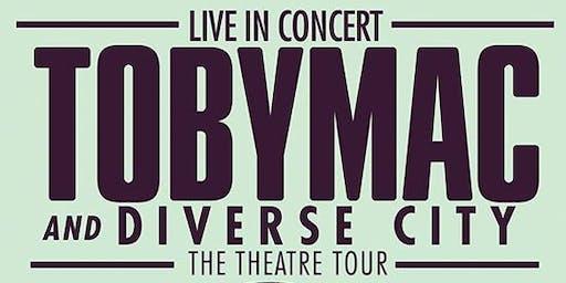 TobyMac - Theatre Tour Merchandise Volunteer - Chattanooga, TN