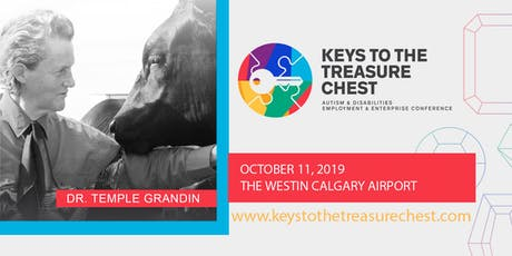 Keys To The Treasure Chest: Autism & Disabilities Employment & Education tickets