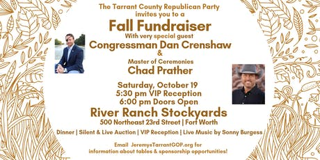 Tarrant GOP Fall Fundraiser tickets