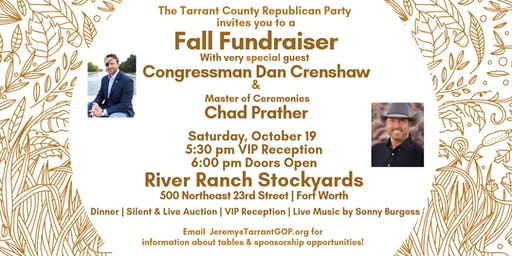 Tarrant GOP Fall Fundraiser