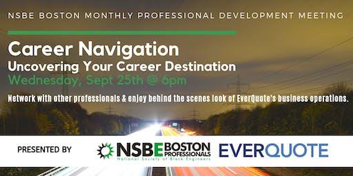 NSBE Boston Networking & Professional Development series