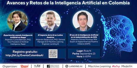 Avances y Retos de la Inteligencia Artificial en Colombia entradas