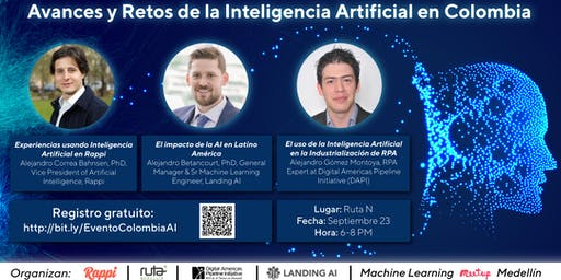 Avances y Retos de la Inteligencia Artificial en Colombia