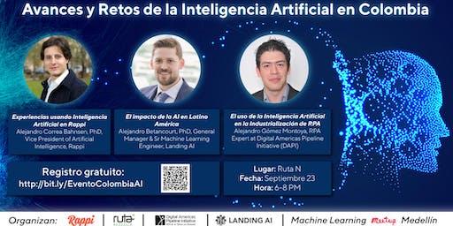 Avances y Retos de la Inteligencia Artificial en Colombia