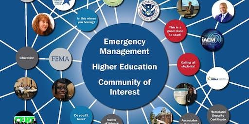 Region VII EM/HS Academic/Practitioner Collaboration Event