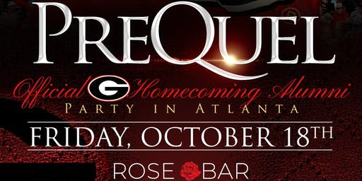 PreQuel: 1st Annual UGA Alumni Homecoming Party  - ATL