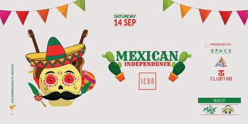 Mexican Independence Party @ Icon