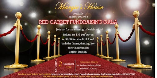 Margie's House Annual Fundraising Gala