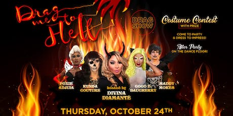 Drag Me To Hell - Drag Show tickets