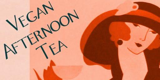 Vegan Afternoon Tea