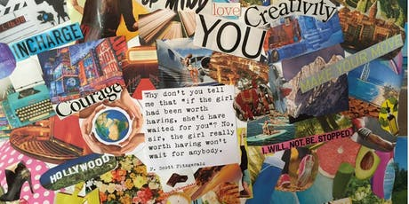 Teen Vision Board Workshop tickets