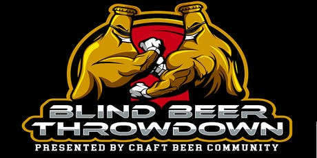 Blind Beer Throwdown - Hazy IPA Round 2 tickets