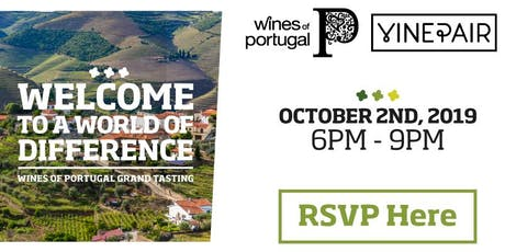 Wines of Portugal Grand Tasting tickets