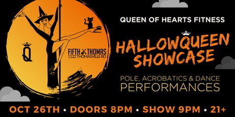 Hallowqueen Showcase tickets