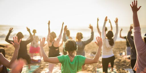 Friday Sunset Yoga with Julianne Aiello