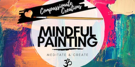 Mindful Painting the Hamilton Centre for Personal Development tickets