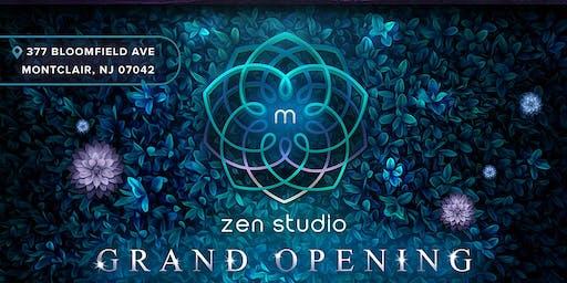 Montclair Zen Studio Grand Opening