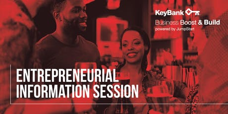 KeyBank Business Boost & Build Info and Networking Session tickets