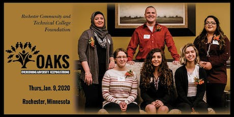 The OAKS Scholarship Event tickets