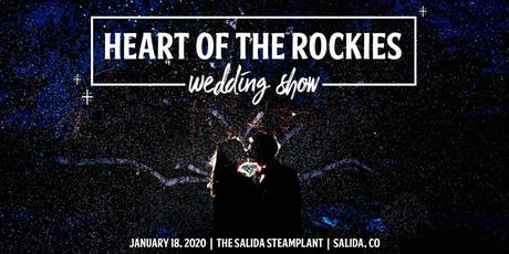 Heart of the Rockies 2020 Winter Wedding Show tickets