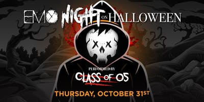 EMO NIGHT on HALlOWEEN