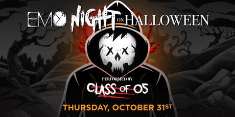EMO NIGHT on HALlOWEEN tickets