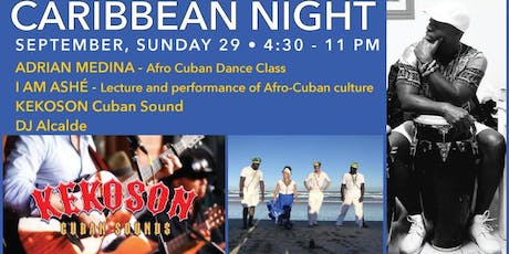 Caribbean Night at Hola Melbourne tickets