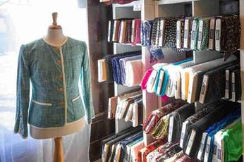 Tour & Sale of Sustainable Fabrics tickets