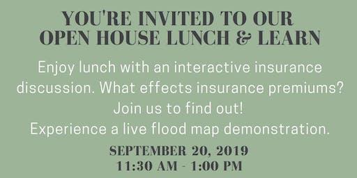 Lunch & Learn On Flood Insurance!