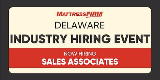 Delaware Industry Live Hiring Event