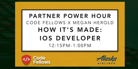 Partner Power Hour: How It's Made - iOS Developer tickets