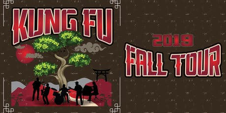 Kung Fu w/ Ben Miller Band | Redstone Room tickets