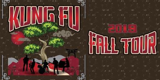 Kung Fu w/ Ben Miller Band | Redstone Room