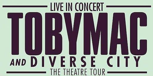 TobyMac - Theatre Tour Merchandise Volunteer - Columbia, SC