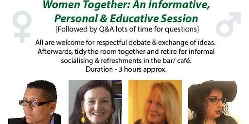 Women Together Fringe - Unofficial Green Party Fringe