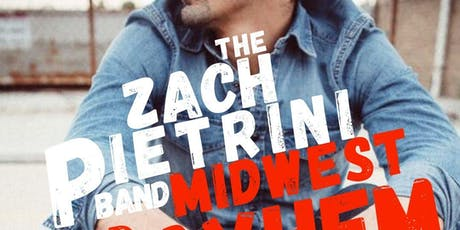 Zach Pietrini Band EP RELEASE w/ Special Guest Paige Hargrove tickets