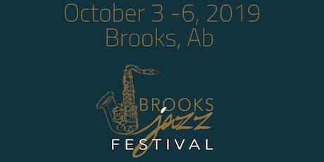 Brooks Jazz Festival tickets