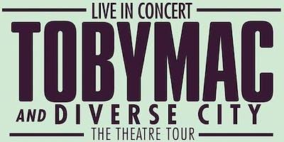 TobyMac - Theatre Tour Merchandise Volunteer - Savannah, GA