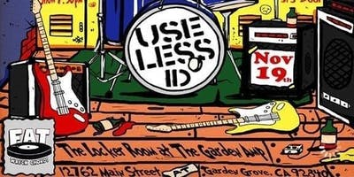 Useless ID, The Last Gang, Toxic Energy and Melted