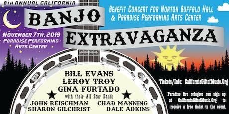 California Banjo Extravaganza tickets