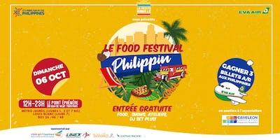 Le Food Festival Philippin