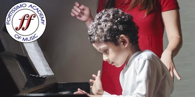 Now Enrolling- Group Piano Lesson for Children!