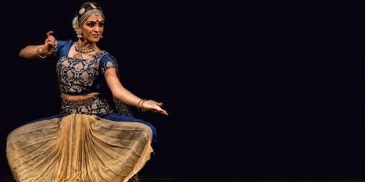 RUKMINI VIJAYAKUMAR - Bharatanatyam Workshop & Performance