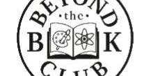 Beyond the Book - A free monthly STEAM book club for 4th -8th graders.