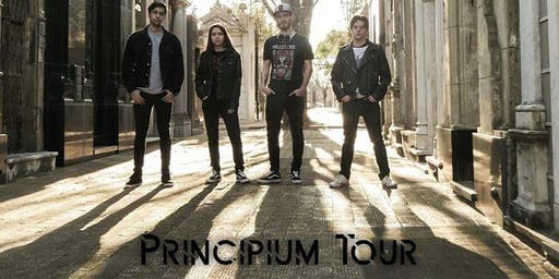 Project alyssa PRINCIPIUM TOUR